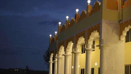 Exterior View of Hotel Stay Simple Brindavan Resort in Mysore