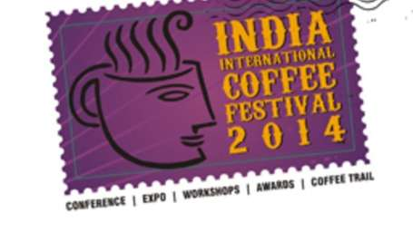India International Coffee Festival 2014