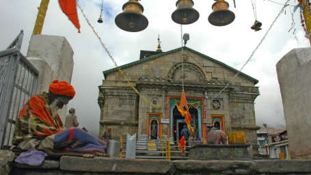 Kedarnath Temple The Chardham Camps Uttarkashi
