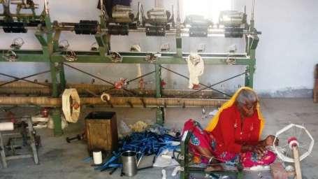 Weavers Community Garh Village - Umaid Lake Palace Hotel Kalakho Dausa Rajasthan