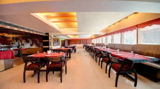 Restaurant of Hotel PR Residency Amritsar - Hotels in Amritsar