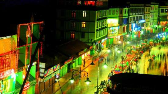 Gangtok 2 Central Hotel Resort Darjeeling Gangtok Central Hotels