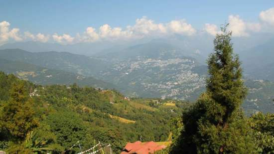 Central Hotels  Gangtok Central Hotel Resort Darjeeling Gangtok