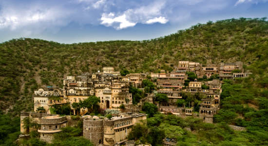 Neemrana Hotels  Film Location1 Neemrana Hotels