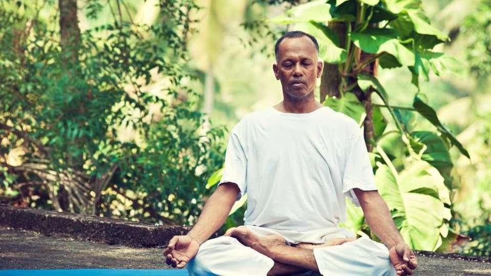 Yoga at Aloha On the Ganges Rishikesh Resort and Hotel Rishikesh