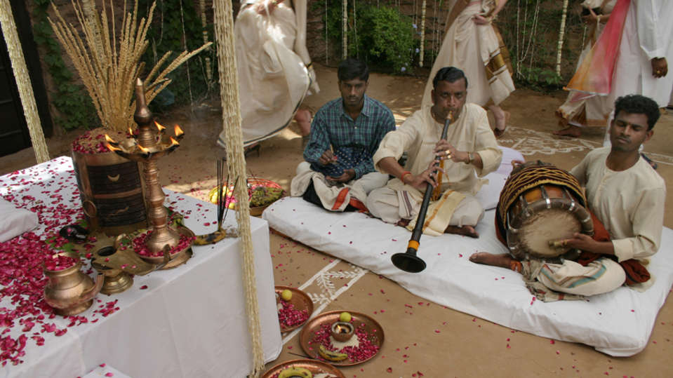 The Bungalow on the Beach - 17th C, Tranquebar  Wedding 2