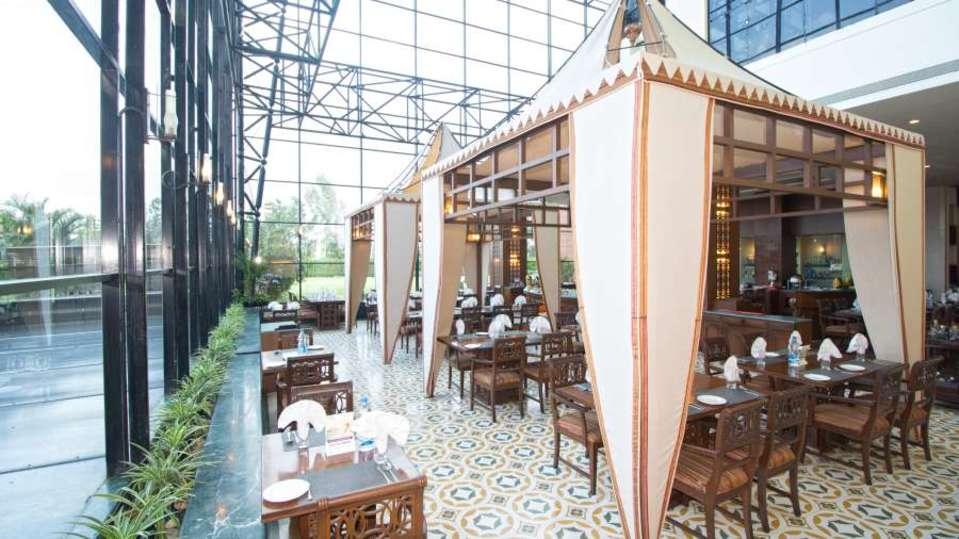 Boulevard Restaurant at The Orchid Hotel Pune - 5 Star Hotel in Balewadi Pune