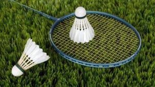 badminton at Umaid lake palace