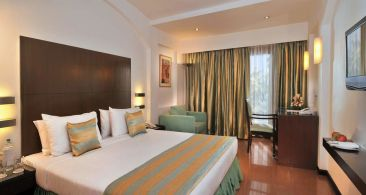 Premium Room at Park Inn by Radisson Goa Candolim - A Carlson Brand Managed by Sarovar Hotels,  best hotels in goa