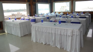 Compass Room at Polo Floatel Kolkata Kolkata  Banquets in Kolkata  Conferences in Kolkata 3