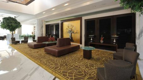 Lobby, Delhi Hotels, The Grand New Delhi- 3