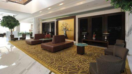 The Grand New Delhi New Delhi lobby 2 the grand hotel new delhi