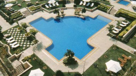 swimming pool, the grand New Delhi-1