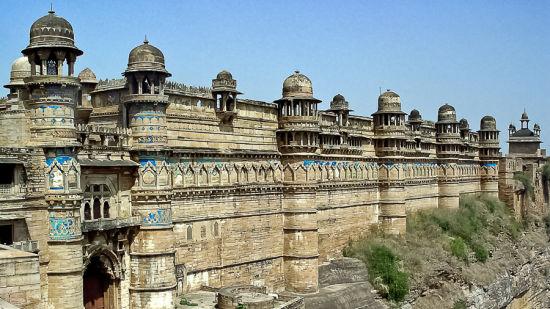 Deo Bagh - 17th C, Gwalior Gwalior Gwalior Fort
