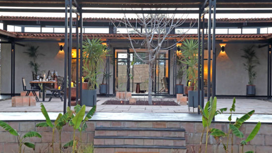 Facade   Bori Safari Lodge  Betul  Resort near Bori Wildlife Sanctuary