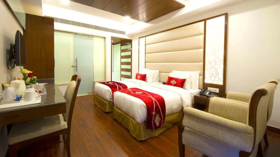 Hotel Swaran Palace, Karol Bagh, New Delhi New Delhi Premium Room Hotel Swaran Palace Karol Bagh New Delhi 2