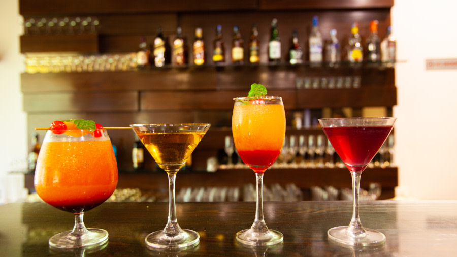 Bar in Manipal  Mango Hotels - Manipal  Xcuse Bar 4