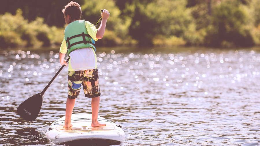 Stand up paddling epenww icgtsz