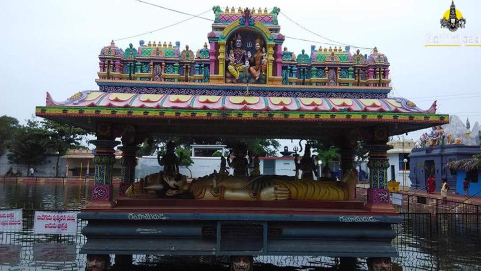 Kukkuteswara-Swamy-Temple-, Hotel Paradigm Sarovar Portico Kakinada