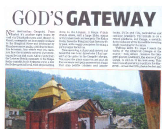 GODS-GATEWAY chamdham camps - The Chardham Camps Uttarkashi