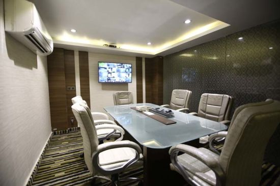 Meeting Room, Hotel JRD Exotica South Delhi