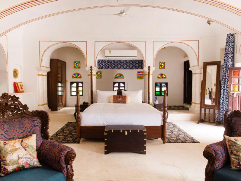 Suite at Bara Bungalow Kalwar  Jaipur 10  Jaipur Suites  Suites in Jaipur  ccvrn8