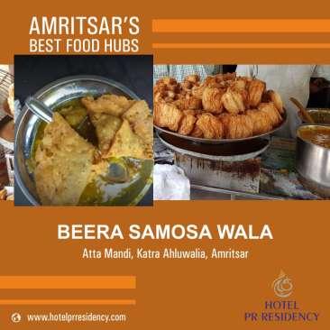 Beera Samosa -Food Places -Amritsar