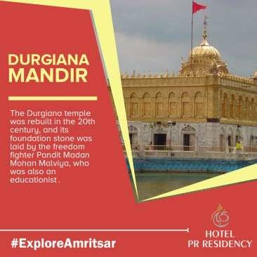 Durgiana Mandir-Amritsar