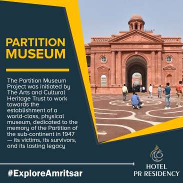 Partition Museum-Amritsar
