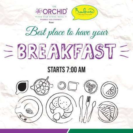 The Orchid Hotel, Pune Pune Fast
