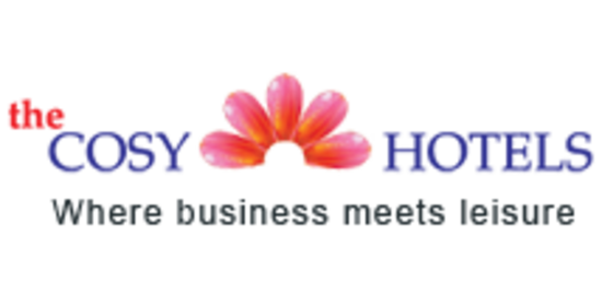 The Cosy Hotels  cosy hotels logo