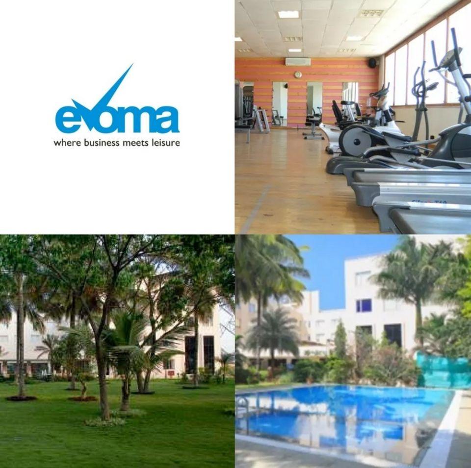 Evoma - Business Hotel, K R Puram, Bangalore Bangalore evoma-bangalore-hotel-pool-gym
