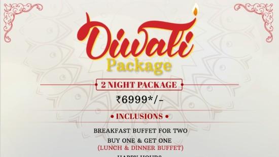 Vits Mumbai- Diwali Package