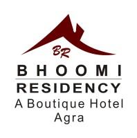 Hotel Bhoomi Residency, Agra Agra Bhoomi Residency logo