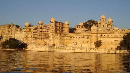 Udaipur Palace near Hotel Le ROI Udaipur near Udaipur Railway Station
