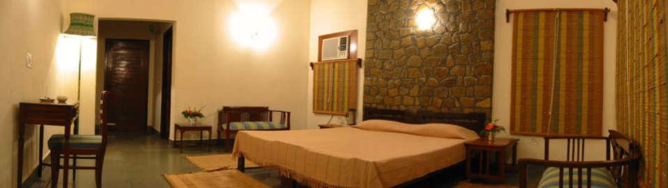 Tiger Camp Resort, Corbett Uttarakhand Superior Rooms Tiger Camp Corbett