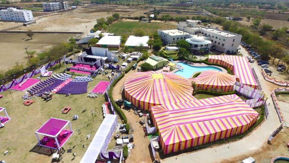 The Palm Resort, Bhilwara Bhilwara Garden Party Dance Floor The Palm Resort Bhilwara