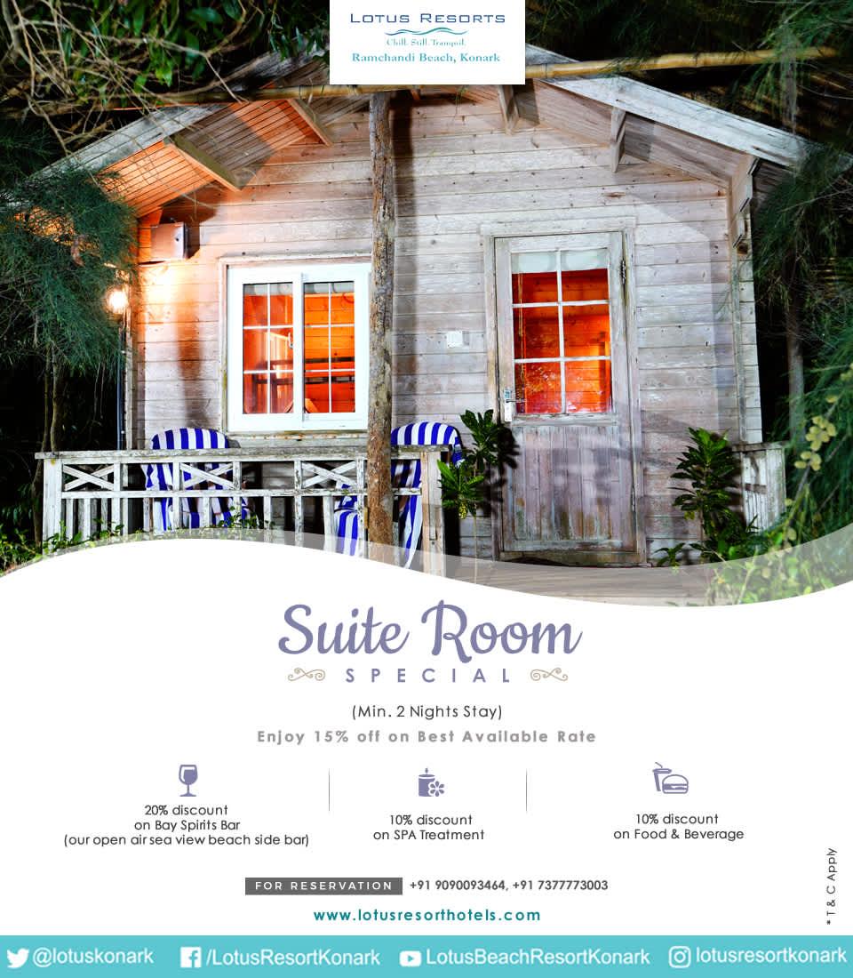 Suite Room special