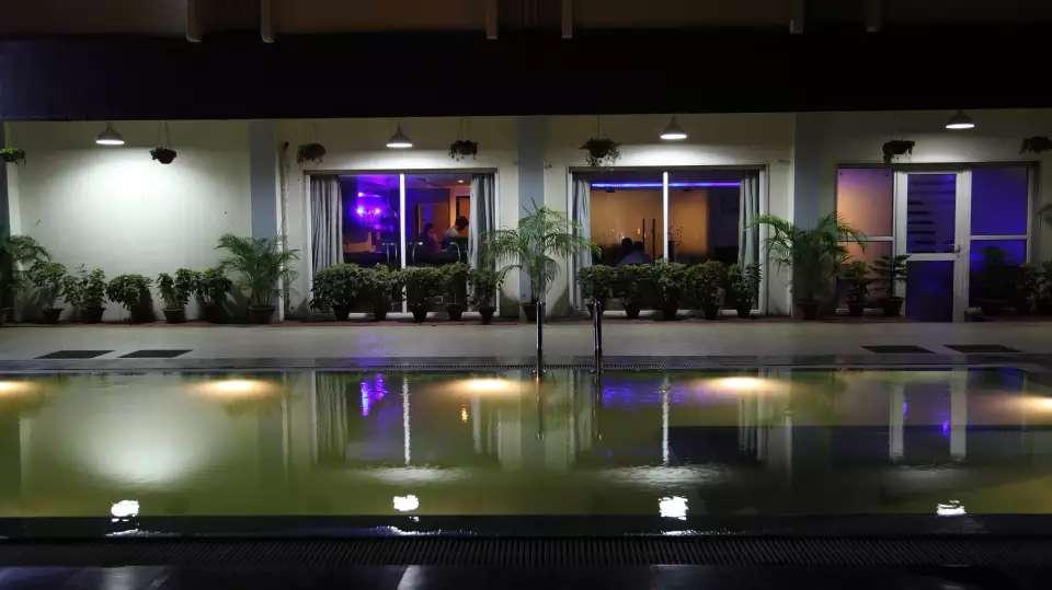 The Orchid Bhubaneshwar - Odisha Bhubaneshwar Swimming pool 4 - The Orchid Bhubaneshwar - Odisha