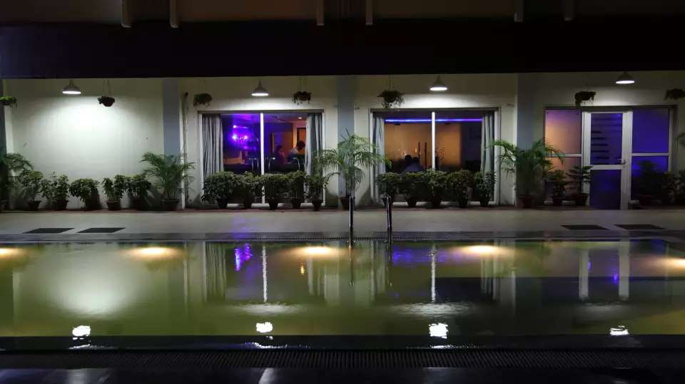 The Orchid Bhubaneswar - Odisha Bhubaneswar Swimming pool 4 - The Orchid Bhubaneswar - Odisha