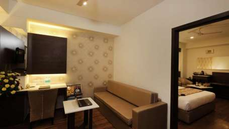 Club Suite Room Pai Vista Mysore