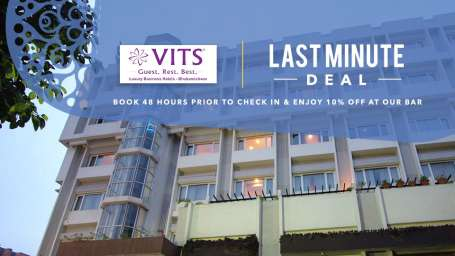 Last Minute Deal at VITS Bhubaneswar