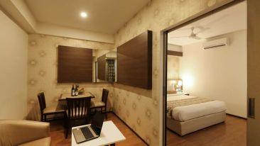 Luxury Room Pai Vista Mysore