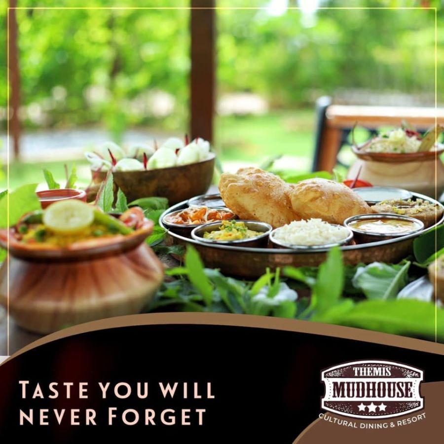 restaurant thali