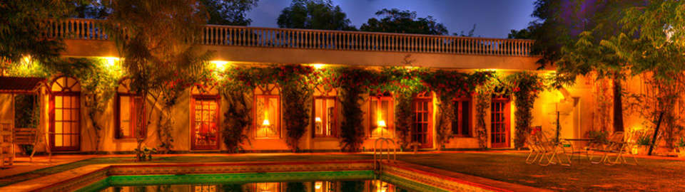 Hotel Meghniwas, Jaipur Jaipur nightshot