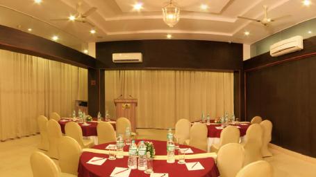 Ocean Palms Goa Banquet Hall Ocean Palms Hotel Goa