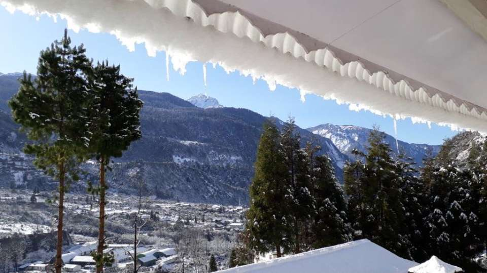 View at Summit Alpine Resort Lachung Hotels in Lachung 5