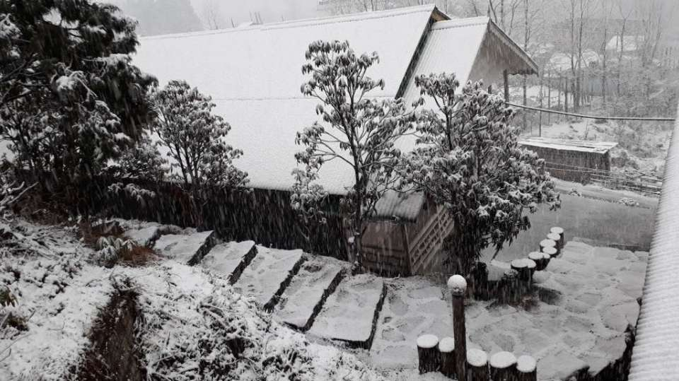 View at Summit Alpine Resort Lachung Hotels in Lachung 6
