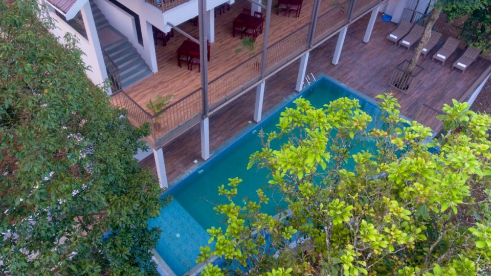 Swimming pool in Wayanad, Rooms in Wayanad,  Best Resorts in Wayanad, Nature Resorts in Vythiri 3
