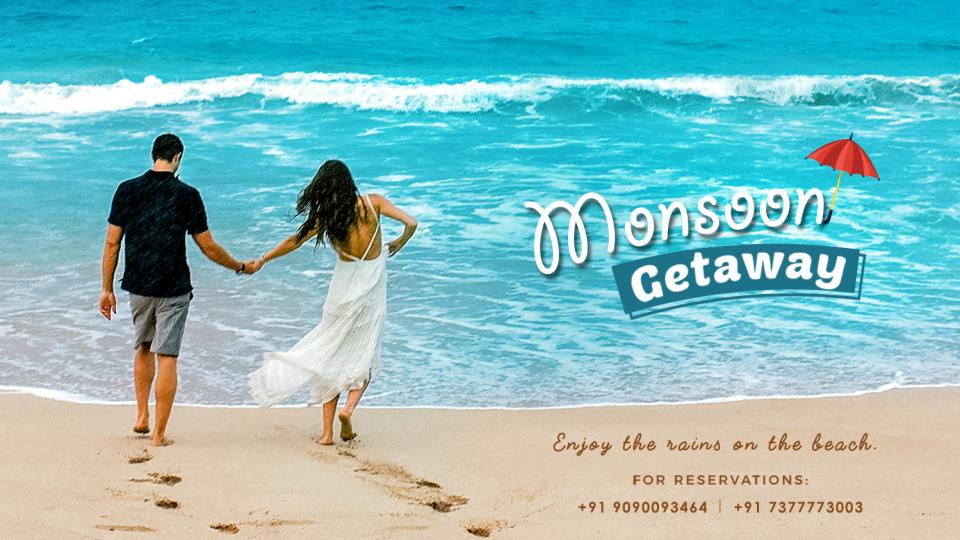 Monsoon Getaway at Lotus Eco Beach Resort Konark